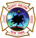 Sleepy Hollow Fire Dept patch